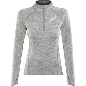 inov-8 Train Elite Mid LS Zip Top Women light grey